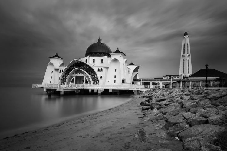 black and white Architecture Building Exterior Travel Destinations Built Structure Dome History Business Finance And Industry Outdoors Beach Sky Sea No People Day Nature Architecture Architecture_collection Architectural Detail Architecturephotography Architecture Photography Architectural Design Building Story Building And Sky Buildingstyles Buildings Architecture EyeEmNewHere