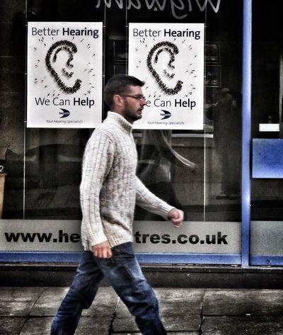All ears. Streetphotography Street Urbanphotography Ears Banbury Streetlife