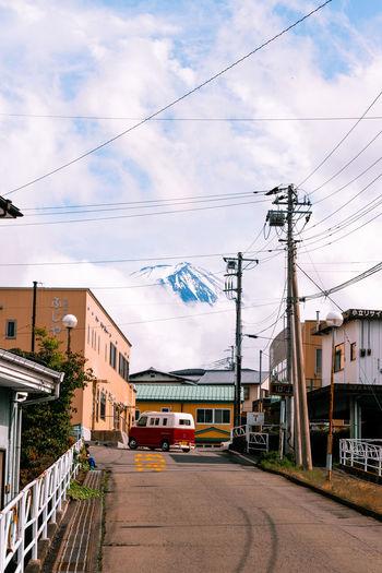 Fuji Peak Cable