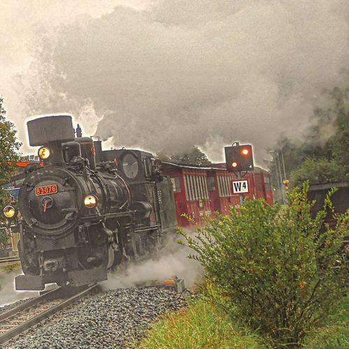 Zillertalbahn IlloveTirol Steamloc 0.700 In Uderns Austria ❤ Nostalgie Stoomtrein