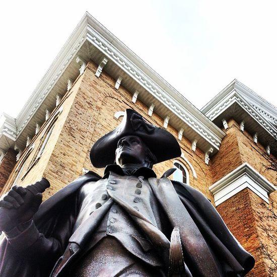 General George Washington. Americanhistory