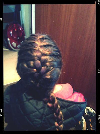 Brie's hair <3