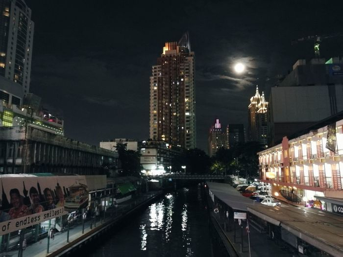 Nightscape City