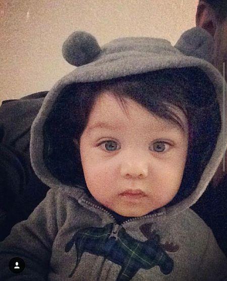 Danieljr Hoodie Babyboy BlueEyes Handsome Cutiepie Smoulder My_handsome_baby