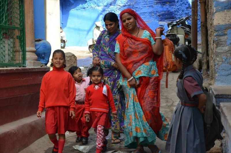 Jodhpur Bluecity India People Peoplephotography Streetphotography Indian Culture