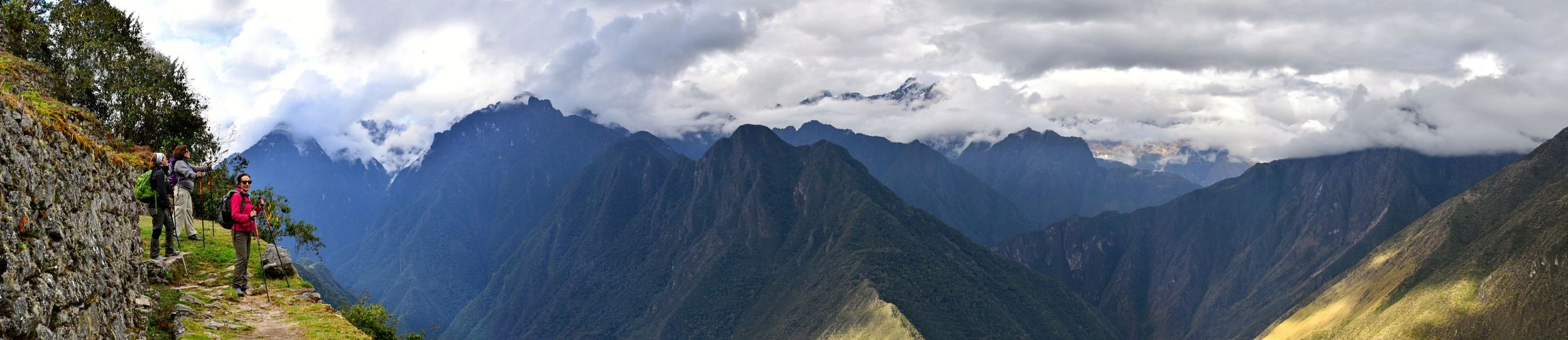 The view from Intipata. Inka Trail Nature Collection Landscape Photography NEM Landscapes Landscape_Collection EyeEm Best Shots - Nature TheWeekOnEyeEM Eye4photography  Ladyphotographerofthemonth EyeEm Nature Lover Nature_collection
