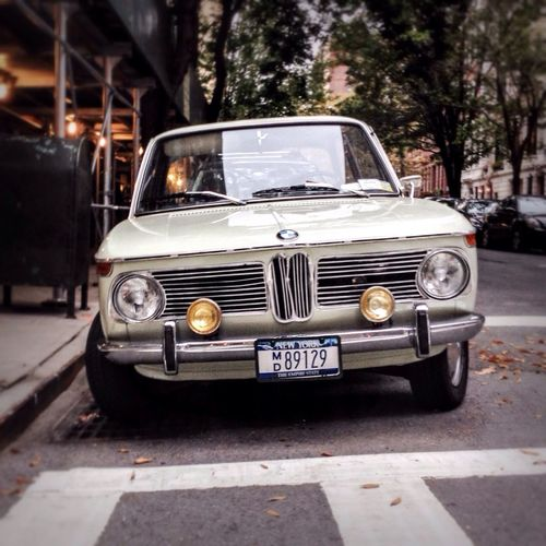 Today's Classic Bmw Fall 2014 UWS | Manhattan
