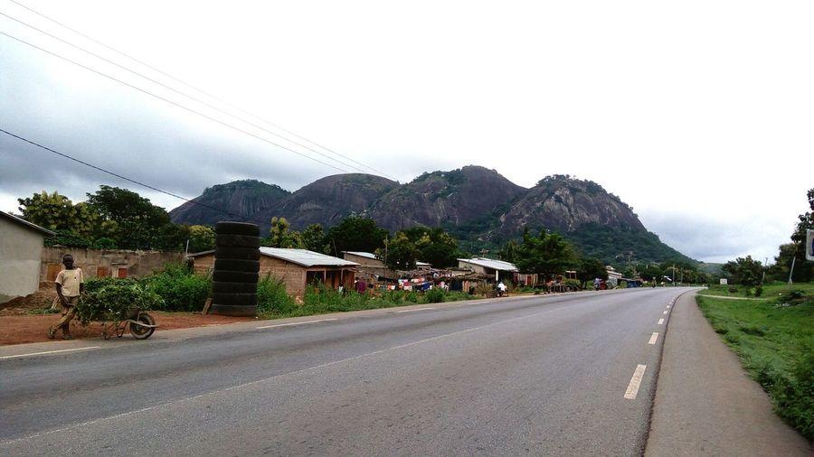 Travel Benin Montagnes