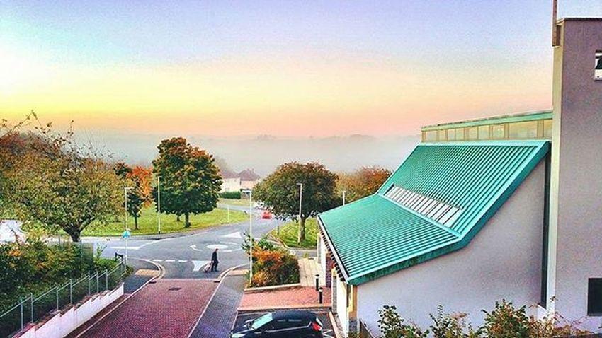 Morning Foggyday Photedit Photo Photographer Amaturephotography Niceview SamsungNote4Camera BeautifulSunRise Sunrise