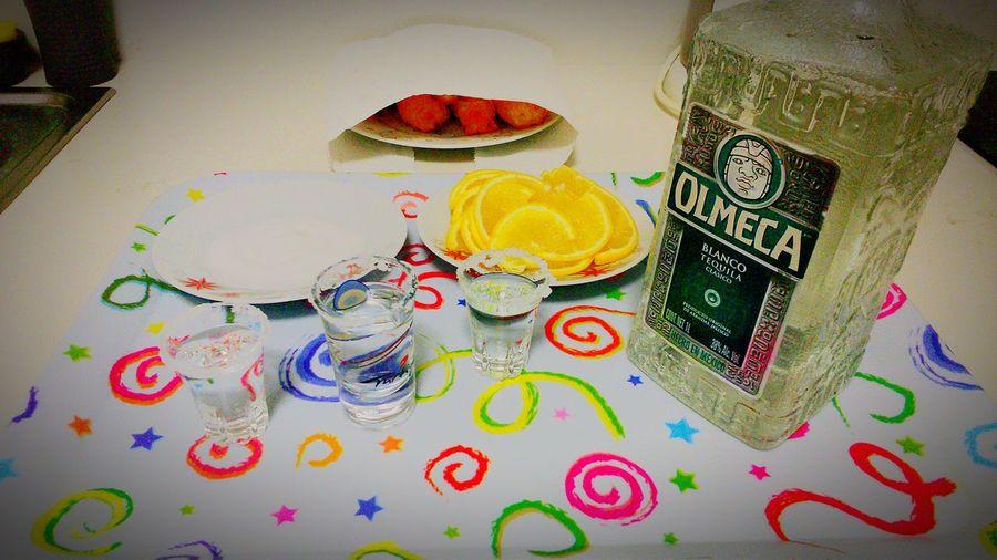 Olmeca Tekila Tequila Lemon Limon