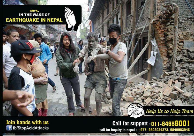 EarthquakeNepal Nepal Earthquake