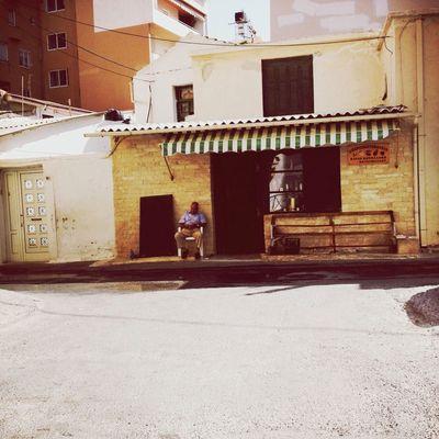 The Old Man and his shop - Creta The Explorer - 2014 EyeEm Awards The Moment - 2014 EyeEm Awards Travel Photography Traveling