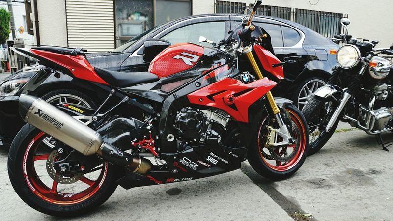 新しい愛車🎵 BMW Motorrad Bmw Motorcycle S1000R