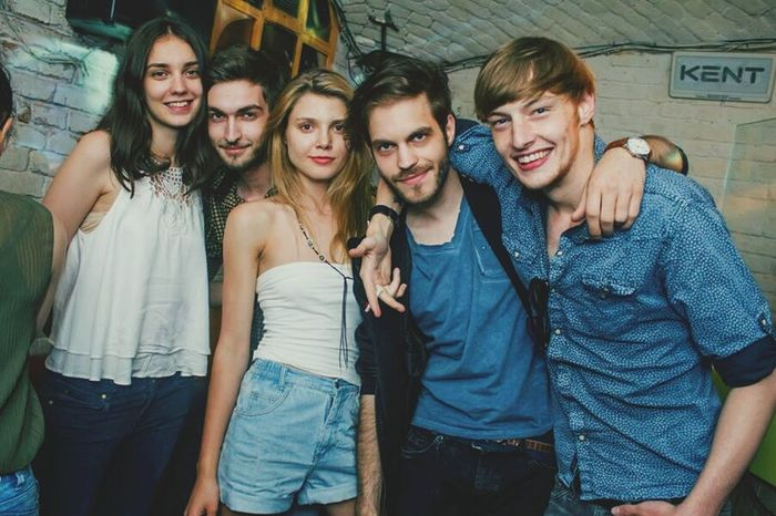 When life gets too serious, you'll need those friends you can always be stupid with. Bestfriends Bros Kulturhaus Fun Young HappyBirthday Allnightparty Models Awesome