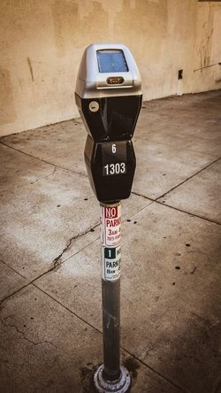 Parking Meter No People Outdoors Photograpghy  Destination San Diego Daylight