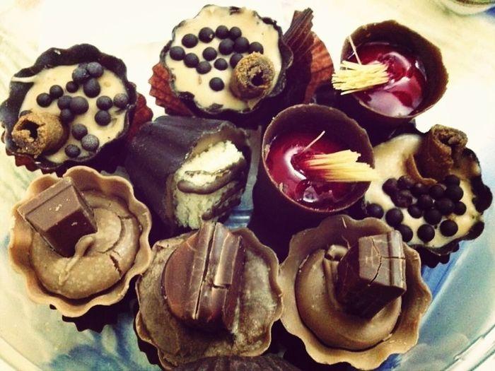 Chocolate Cupcakes ❤
