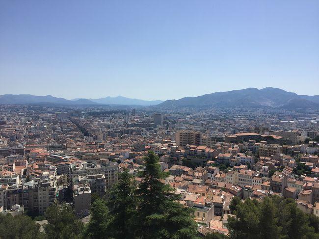In love with this Marsiglia City Cityscape