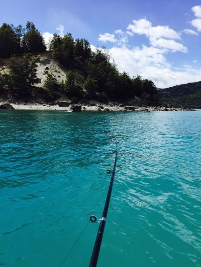 Chile Patagonia Chile Lago General Carrera TravellingChile Fishing Boat Fish Fishing Nature Nature Photography Nature's Diversities Nature_collection Travel Finding New Frontiers Finding New Frontiers