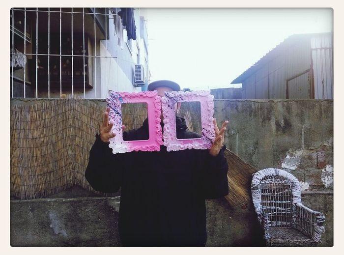 Frame Xmas Presents