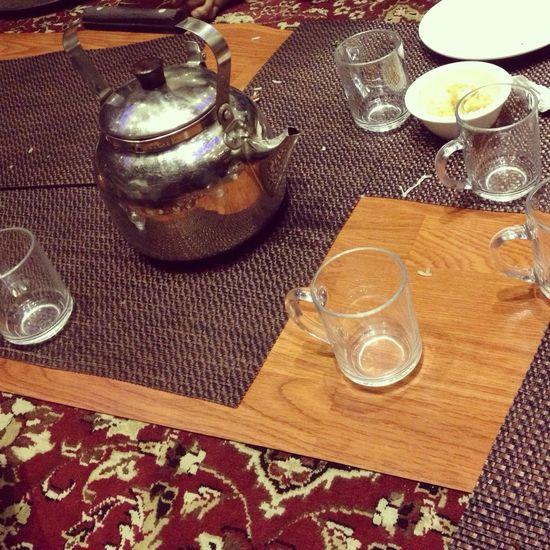 Drinking Qehwa