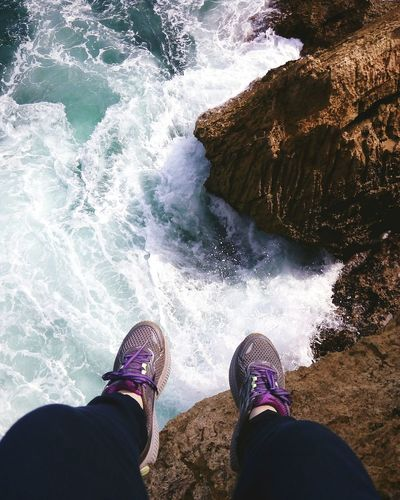 INDONESIA Ocean Outdoors Close-up Water PhotobyNH EyeEmNewHere Beauty In Nature Wave Brooksrunningmalaysia Lost In The Landscape