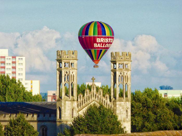 Bristol Bristol, England Balloon Balloons Ballooning Balloonfiesta  Balloons In The Sky Balloon Ride