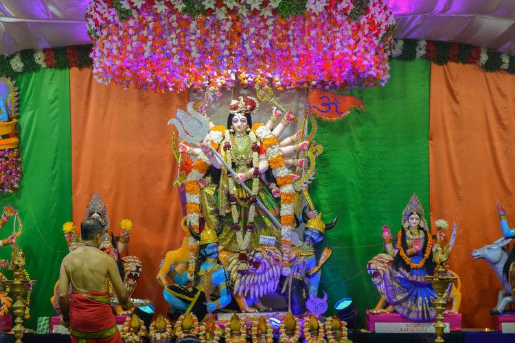 Navratri Puja