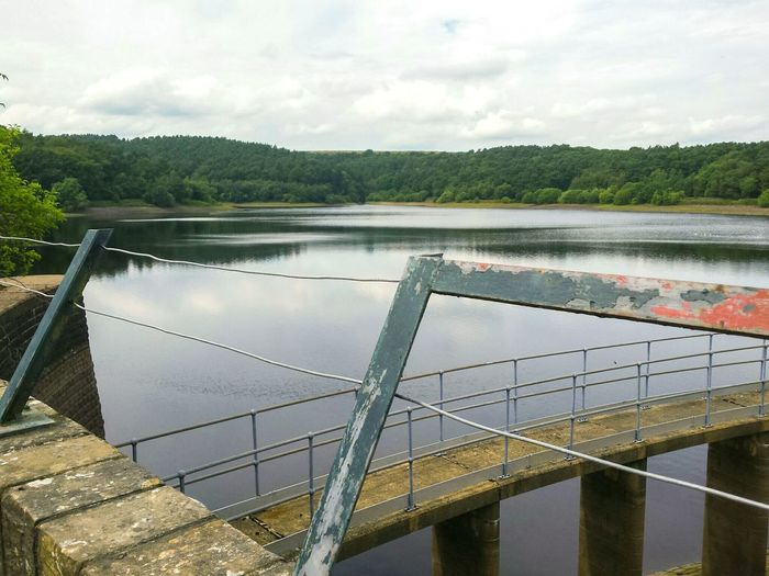 Resevoir Ogden Water Water Reflections Warm Wall Landscape Landscapes Yorkshire Tranquility Trees Tranquil Scene Trees And Sky Reflection Water Reflection The Journey Is The Destination Textures And Surfaces Textures Fine Art Photography Summer Ripples 43 Golden Moments Showcase July Architectural Detail Naturelovers