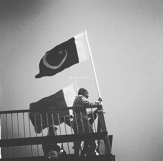 Flags Pakistan Uprising 2K16 ✌️ Free Kashmir