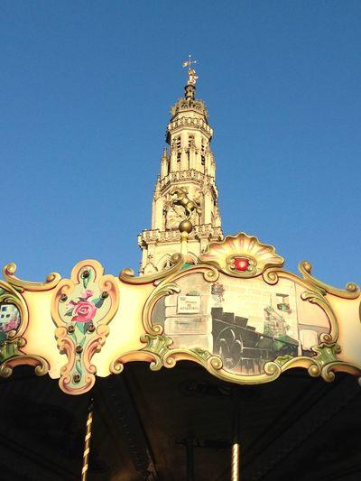 Beffroi Arras Architecte
