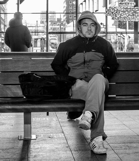 Streetphotography_bw Monochrome Stoicism