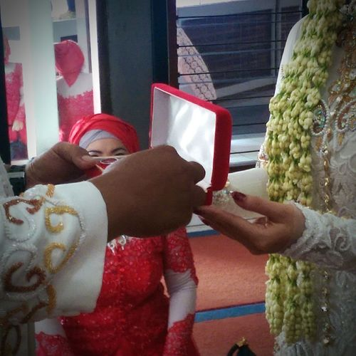 And now, your life started,,, Congratulations for your wedding 😊😊😊 Taking Photos Bandung Mobilephotography HtcPhoneOgraphy Htc One M8 Htcm8 Open Edit Love Without Boundaries Wedding Around The World