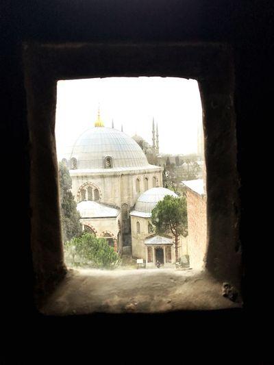 Mosque Built