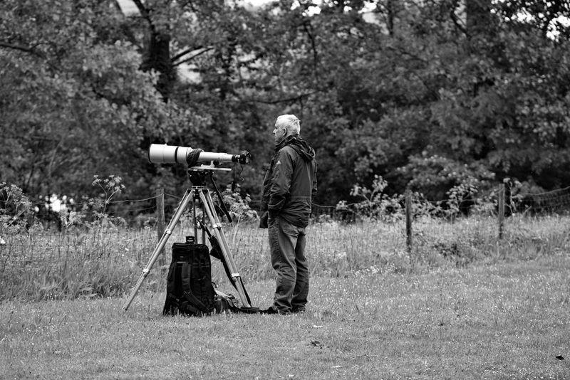 size matters? Size Matters Photographer Tele Lens Lens