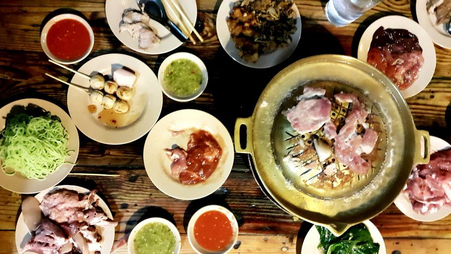 BBQ Buffet Thailand Food EyeEm Bestsellers