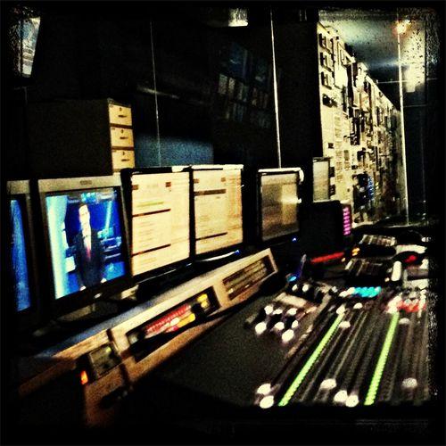 Broadcast TV Trabalho Work