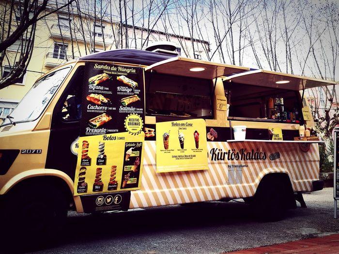 Feira do Chocolate Moscavide #street #Food #feiradochocolate #kurtoskalacsbytransylvania Day Outdoors No People