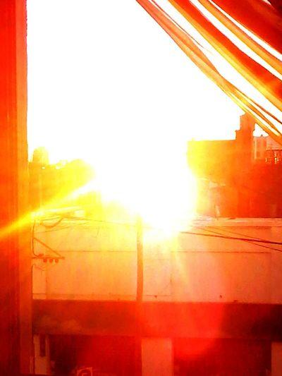 The House Of Raising Sun Taking Photos Hello World Good Morning