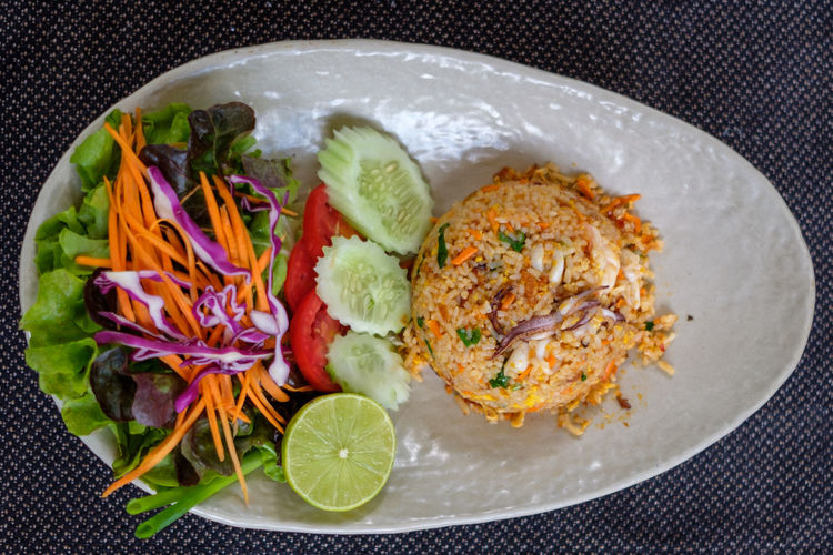 Thai food,
