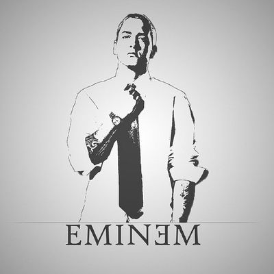 The king of rap My favourite artists