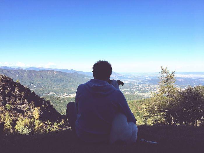 Mountain Good Friend Summer