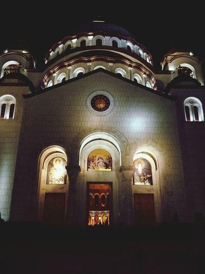 HramSvetogSave Saintsava Belgrade Vracar