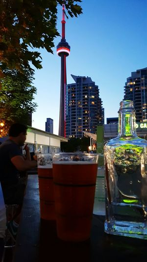Friday nights Toronto Drinks Nightlife YYZ Drinks After Work