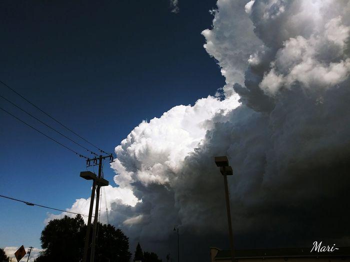 massive cloud