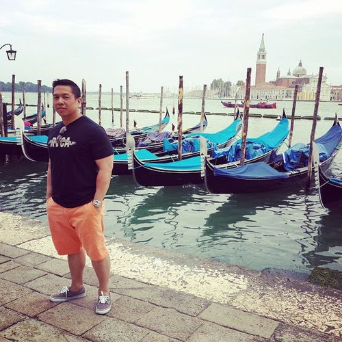 Venezia Italia GalaMuna PinoyExplorer ILoveIt Gondola