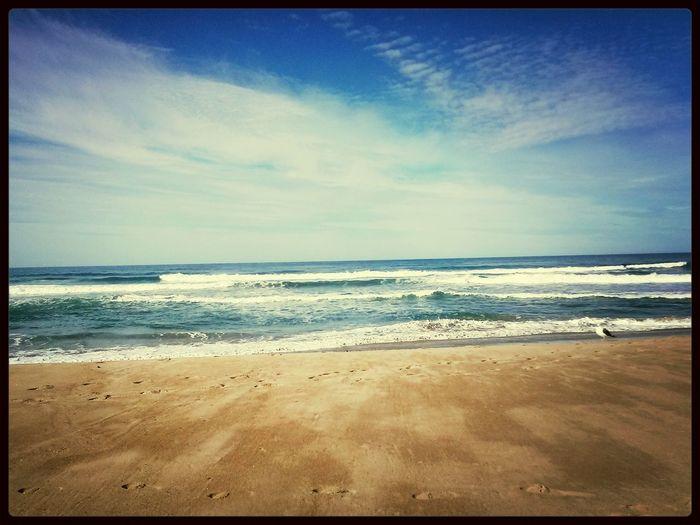 Beautiful waves Sunshine Waves Beach Beautiful
