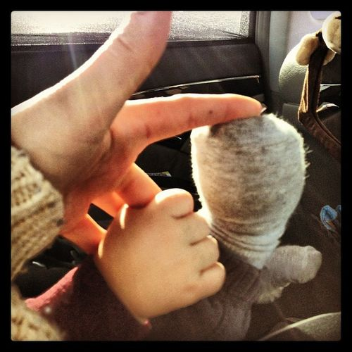 The most beautiful thing is when a baby grabs hold of your finger!! Love Family Cousin Lilchubba lilmunchkin best cutest
