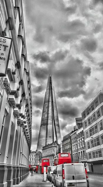 HDR Hdr_Collection Red Photography Photooftheday London Sky Clouds Black And White Clouds And Sky Buses Gorgeous Urban Landscape Urban Cityscapes City Life