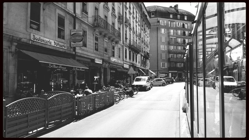 Cafe Streetphotography Blackandwhite Monochrome