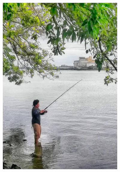 Fishing River